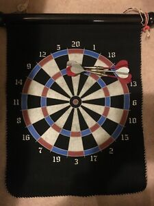 MAGNETIC DARTS BOARD WITH 6 DARTS