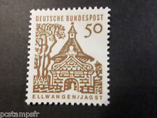 ALLEMAGNE FEDERALE, RFA 1964 GERMANY, TP 326, EDIFICES HISTORIQUES, neuf** MNH