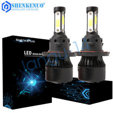 For Ski Doo Summit Gen 4 850 2017-2019 High Power LED Headlight Bulbs Kit 2Pcs