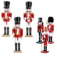 Christmas Decoration - Nutcracker Style Figurines - Choose Design