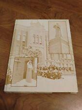 1977 - Roger Bacon High School - Troubadour - Yearbook - Cincinnati, Ohio
