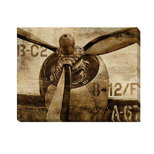 Vintage Propeller by Dylan Matthews Gallery-Wrapped Canvas Giclee Art