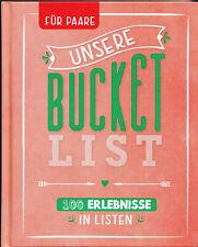 Für Paare Bucket List 100 Erlebnisse in Listen (C) 2019 Edition Michael Fischer