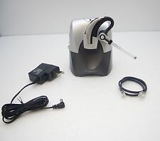 Plantronics CS70 Professional Wireless Ear Hook VT Headset System Tested Working