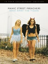 MANIC STREET PREACHERS - SEND AWAY THE TIGERS: 10 YEAR COLLECTORS ED. 3 CD NEU