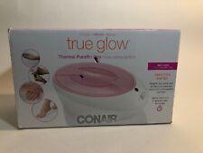 Conair true glow thermal paraffin spa moisturizing system brand new