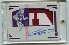 2020 National Treasures CEEDEE LAMB RC Jersey Patch Auto RPA Printing Plate #1/1