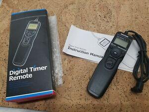 Digital Timer Remote (EZA-C3) for Canon EOS 1Ds Mark II & 1Ds Mark III