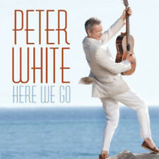 Peter White : Here We Go CD (2012) ***NEW***
