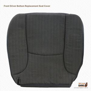 "2002 to 2005 FOR Dodge Ram 1500 ST Driver Bottom Cloth Cover Dark Slate ""Gray"""