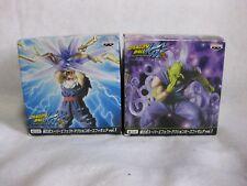 Lot 2 Dragon Ball Kai Super Effect Action Pose Figure Vol.1 Gohan & Piccolo