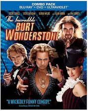 The Incredible Burt Wonderstone [Blu-ray Blu-ray