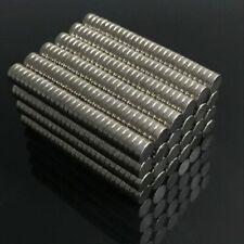 200100 Pieces Pack Bulk Small Round Ndfeb Neodymium Disc Magnets 41mm N35