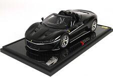 Ferrari J50 Nero Daytona lucido Black BBR 1 18 P18156h