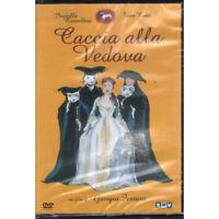 Caccia Alla Vedova DVD Isabella Rossellini / James Wilby / Tom Conti Sigillato