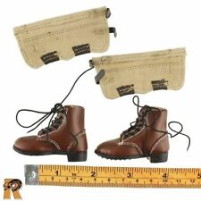 Johann Alber Wehrmacht - Boots & Leggings - 1/6 Scale - Royal Best Action Figure