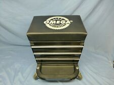 ROLLING SHOP CREEPER CHEST Garage Tool Box Drawer Portable Storage Seat