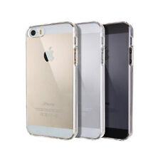 Funda Rigida Carcasa Transparente Cristal para iPhone 5 5S