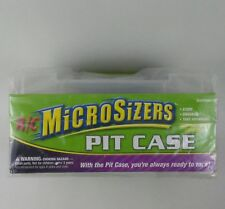 R/C MicroSizers Pit Case Store Organize With 32 Stickers  HCAP0003