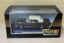 MB Mercedes Benz 220 SE Coupe W111 1961-1966 1:43 Limited Edt Sonderserie FALLER