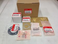 NEW GENUINE HONDA OEM CYLINDER & PISTON KIT W/ GASKETS 2004 CR125R CR125 CR 125
