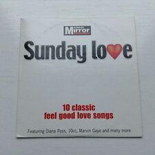 SUNDAY LOVE 10 CLASSIC FEEL GOOD LOVE SONGS