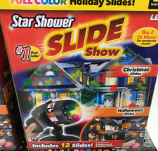 Star Shower Slideshow As Seen On TV LED Light Projector LIGHT SHOW Projection