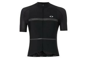 Brand New Blackout Oakley Jawbreaker Premium Road Cycling Jersey 434031 S - XXL