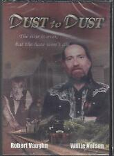 DUST TO DUST MOVIE Willie Nelson as Town's Lawyer Robert Vaughn Mayor NEW DVD