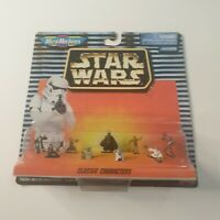 Galoob Micro Machines Star Wars Character Set CLASSIC CHARACTERS 1996 /New