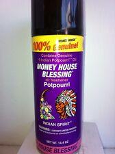 MONEY HOUSE BLESSING POTPOURRI AIR FRESHENER AEROSOL ROOM SPRAY CAN 14.4 OZ