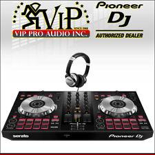 Pioneer DJ DDJ-SB3 2-CH DJ Controller for Serato DJ + Numark HF-125 Headphones..