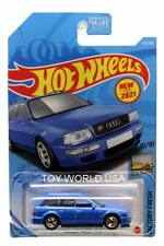2021 Hot Wheels #157 Factory Fresh '94 Audi Avant RS2