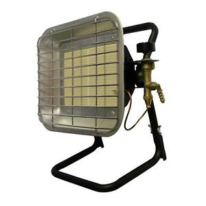 Portable LPG Propane Gas Space Heater 4.5Kw Garage Market Stall Patio Warehouse