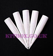 Plastic Flower Picks 10mm diameter (3/8 inch) Pack of five for Cake Decoration