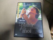 """DVD """"TOUT LE PLAISIR EST POUR MOI"""" Marie GILLAIN"""