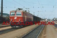 Dia-Kopie ÖBB 1044 01 Attnang-Puchheim 9.8.1975 F1244