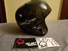 Black ProTec Classic Air Full Cut Helmet! New in Pkg! Medium 55-56CM Fast Ship!