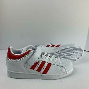 adidas Pro Shell Sneakers Casual   Sneakers White Mens - Size 8