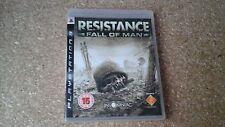 Résistance-Fall of Man (PS3) Utilisé