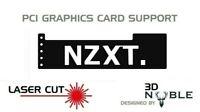 BLACK - NZXT - GPU Anti-Sagging Support Bracket/Brace GTX NIVIDA AMD ROG
