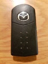MAZDA 3 BUTTON REMOTE CAR KEY FOB IN WORKING ORDER. VISTEON 41522 (REF 333)