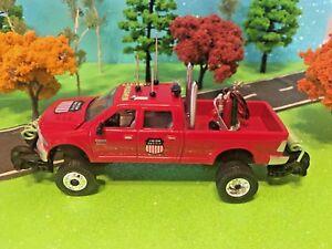 Union Pacific, Hy-Rail, Mobil Service Truck, Portable Oxygen/Acetylene Kit, 1/64
