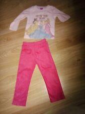pyjama princesse de taille 4 ans
