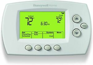 Brand New Honeywell Home Wi-Fi 7-Day Programmable Thermostat (RTH6580WF)