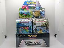 Pokemon V Battle Decks box - Blastoise V and Venusaur V Brand New Factory Sealed