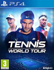 Tennis World Tour PS4 Playstation 4 IT IMPORT BIGBEN INTERACTIVE