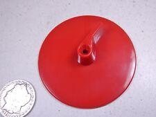 TRX350 TRX350D FOURTRAX FOREMAN 350 RED PETCOCK FUEL VALVE LEVER KNOB 0439-001