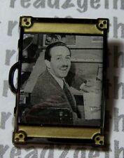 Disney Pin Walt Disney Suitcase Booster Walt Looking Back