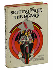 Setting Free the Bears by JOHN IRVING ~ First Edition 1968 ~ Author's 1st Book